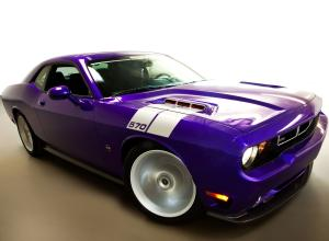 2009 Dodge Challenger 570 by SMS Supercars